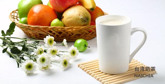 吉祥馄饨北海道奶茶